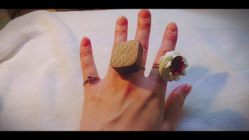 左手 指輪