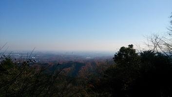 高尾山 景色1