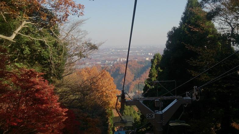 高尾山 リフト