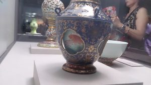 金魚の壺 故宮