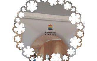 レインボーパンケーキ西武池袋店