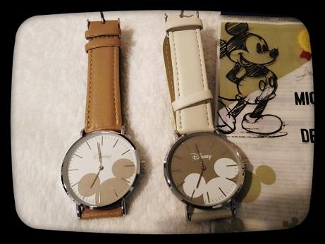 ダイソーアナログ腕時計 ©2019 スーの徒然日記