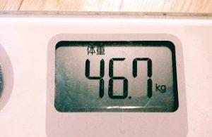 体重©2019 スーの徒然日記