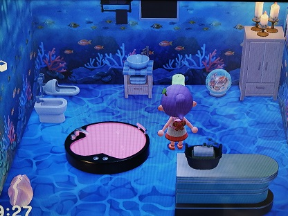 © 2020 Nintendo スーの徒然日記 お風呂