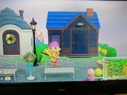 住宅街 © 2020 Nintendo スーの徒然日記