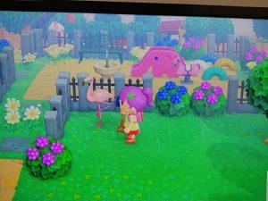 © 2020 Nintendo スーの徒然日記 公園